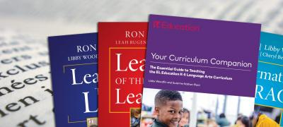 Your Curriculum Companion (K–5)