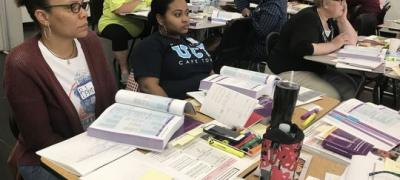 Literacy Curriculum Partnerships