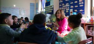 After Hurricane Maria, Puerto Rican Refugees Find Comfort at Sanchez Elementary School