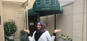 Casco Bay High School Teacher Raises over $7000 for African Education Effort After Ellen Show Appearance