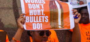 Launch Expeditionary Learning Charter School Students March Against Gun Violence