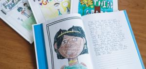 Representation in Children's Books Project by Tapestry Charter | Authors of Their Own Stories