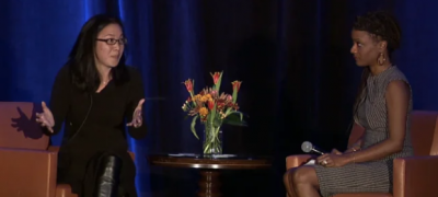 ELNC18 Plenaries: Angela Duckworth's Presentation and Q&A with Laina Cox