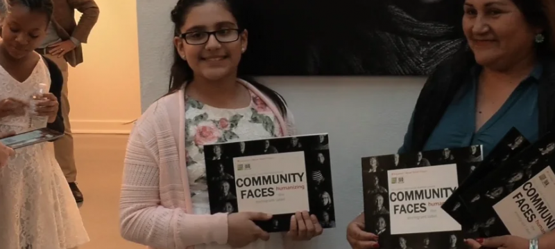 Community Faces - Humanizing the Immigrant Label: A Better World Project