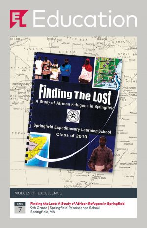 Finding the Lost:  A Study of African Refugees in Springfield