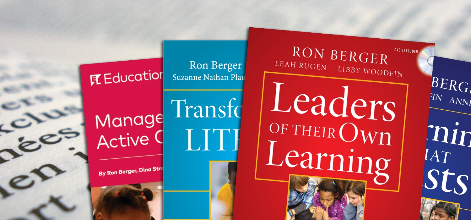 Bestseller: Leaders of Their Own Learning