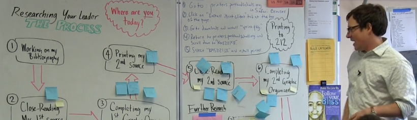 Scaffolding Research-Based Writing with Sixth-Graders, Part 1: Making Research-Based Claims