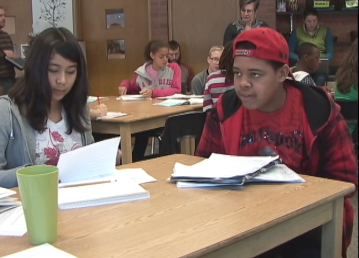 Students Discuss the Power of Learning Targets