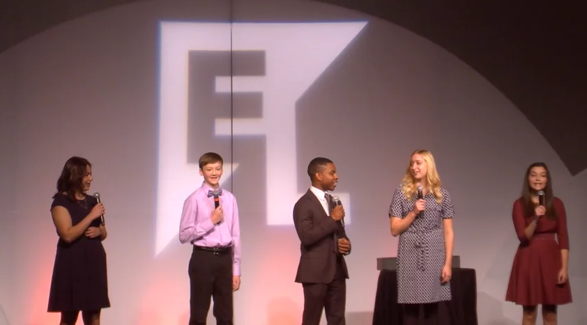 Student Keynote Moments (Harborside Academy) - EL Education 2016 National Conference