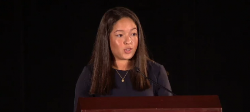 Student Keynote (Erika Cabrera) - EL Education 2015 National Conference in San Diego