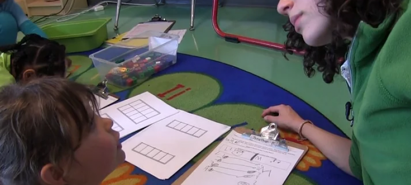 Going Deep with Kindergartners with Problem-Based Tasks in Math
