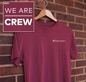 We Are Crew T-shirt
